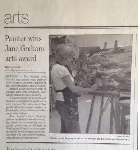 Jane-Graham-Award
