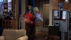 Sheldon Cooper, Gift Baskets for Penny